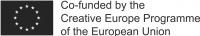 Współfinansowano ze środków programu Creative Europe Unii Europejskiej